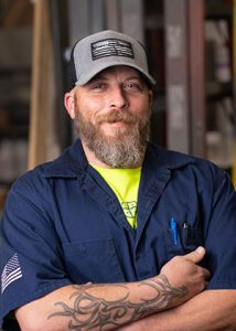Jason Schwinn – Shipping Receiving