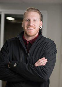 JACK ALBRECHT JR Director of Graphic Arts
