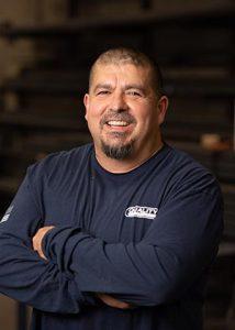 Jack Garcia Fabricator