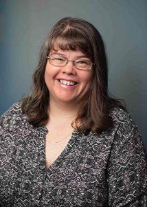 Nancy Gerhardson Front Office Manager
